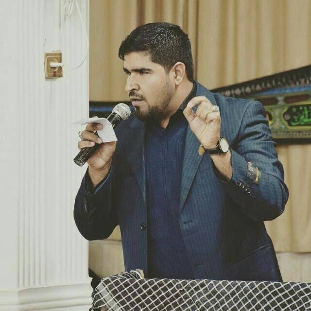 مداحی احمدرضا صفری شب سوم محرم